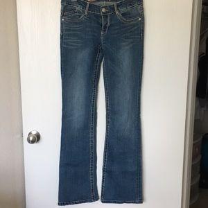 Seven7 Blue Jeans